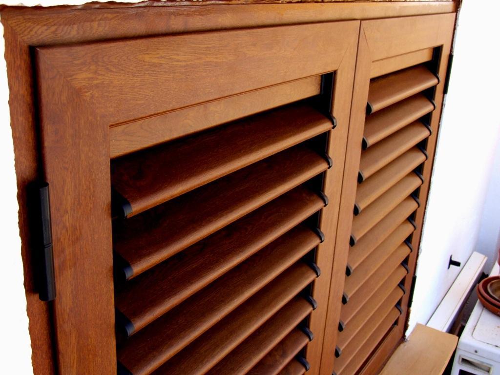 Colores y acabados en carpinter a de aluminio talleres for Colores de perfiles de aluminio