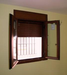 ventana practicable
