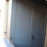 armario de aluminio en Huesca para galería exterior