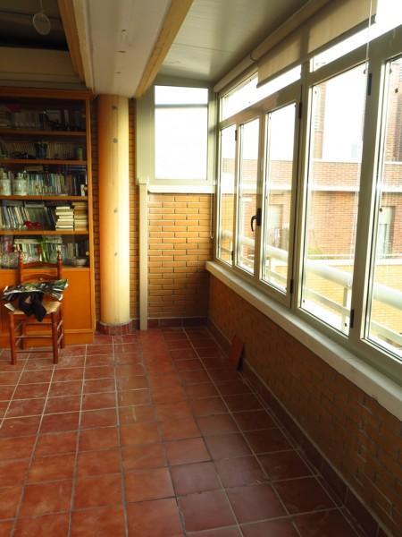 cerramiento de terraza para ampliar el piso talleres usieto