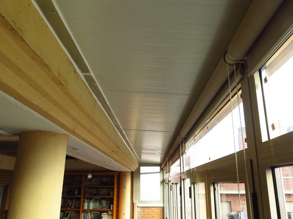 Cerramiento de terraza ventanales cubierta y canal - Cubiertas de aluminio para terrazas ...