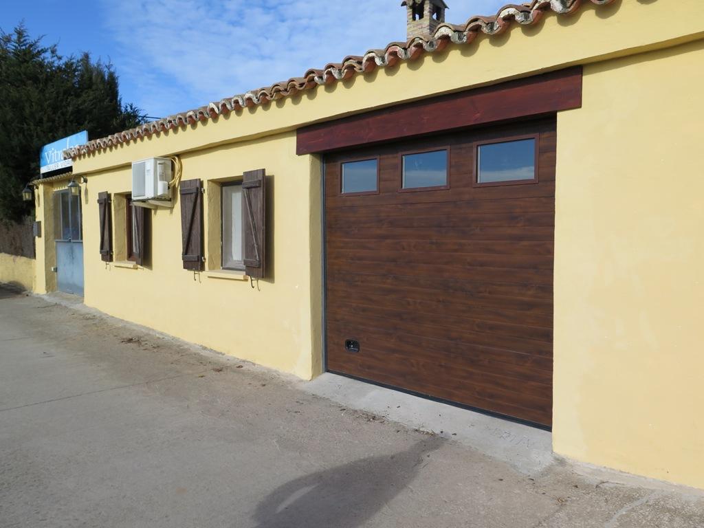 Motor puerta garaje basculante precio kit izar izc erreka - Puerta garaje bricodepot ...