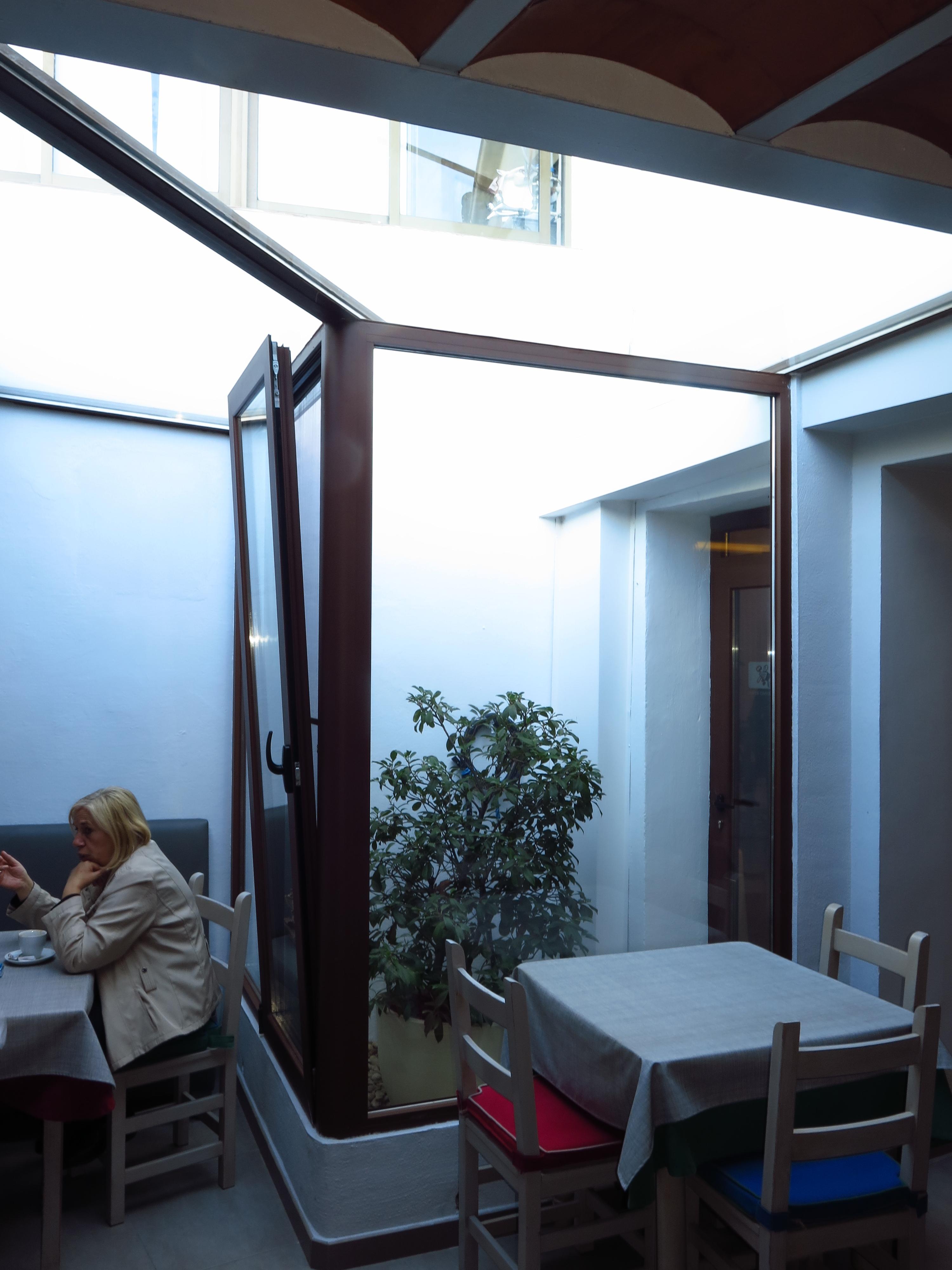Terraza cubierta con aluminio y cristal talleres usieto - Cubiertas de aluminio para terrazas ...