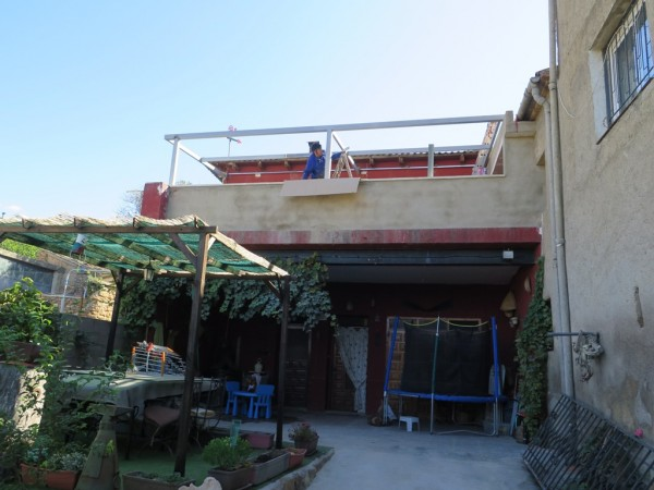 terraza en bolea